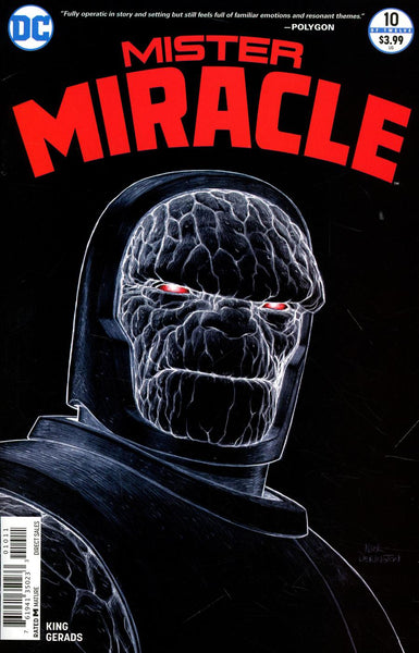 MISTER MIRACLE #10 (OF 12) (MR)