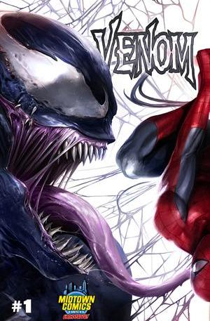 VENOM #1 MATTINA EXCLUSIVE CONNECTING COVER