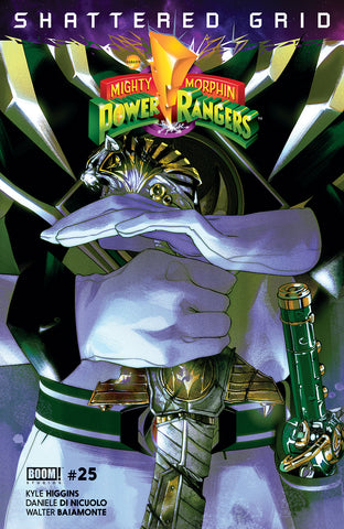 MIGHTY MORPHIN POWER RANGERS #25 INCENTIVE