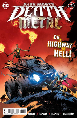 DARK NIGHTS DEATH METAL #2 (OF 6) 2ND PGT