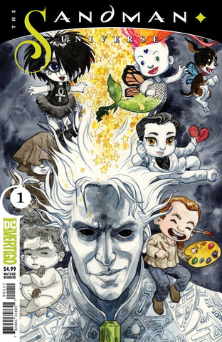 SANDMAN UNIVERSE #1 THOMPSON VAR ED (MR)