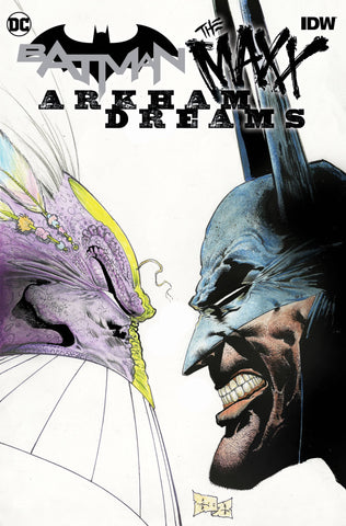 BATMAN THE MAXX #1 (OF 5) CVR A KIETH