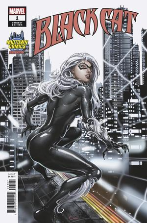 BLACK CAT #1 CLAYTON CRAIN EXCLUSIVE
