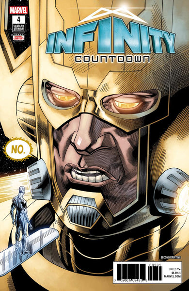 INFINITY COUNTDOWN #4 (OF 5) 2ND PTG HAWTHORNE VAR