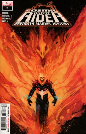 COSMIC GHOST RIDER DESTROYS MARVEL HISTORY #3 (OF 6)