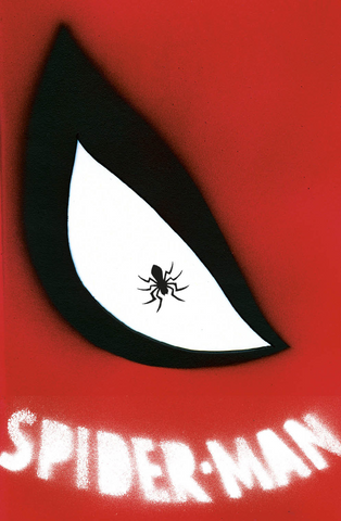 SPIDER-MAN #1 (OF 5) CHIP KIDD DIE CUT VAR