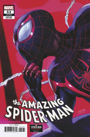 AMAZING SPIDER-MAN #53 TSANG MARVELS SPIDER-MAN MILES MORALE