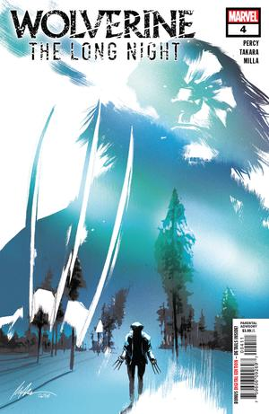 WOLVERINE LONG NIGHT ADAPTATION #4 (OF 5)