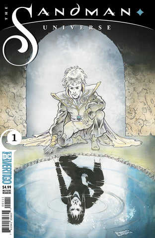SANDMAN UNIVERSE #1 KIETH VAR ED (MR)