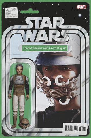 STAR WARS #52 CHRISTOPHER ACTION FIGURE VAR