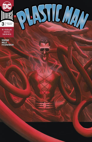 PLASTIC MAN #3 (OF 6)