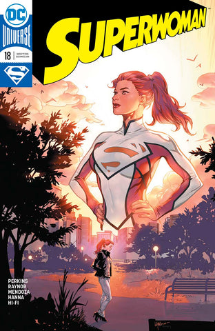 SUPERWOMAN #18 VAR ED