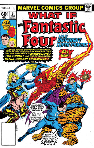 TRUE BELIEVERS WHAT IF THE FF HAD DIFFERENT SUPER-POWERS #1