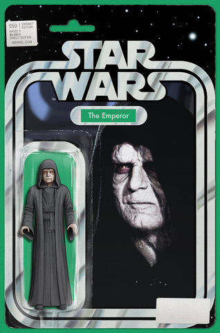 STAR WARS #50 CHRISTOPHER ACTION FIGURE VAR