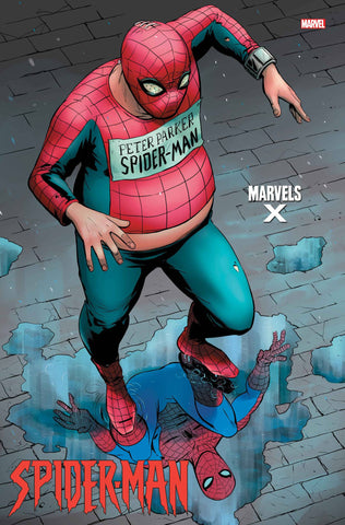 SPIDER-MAN #5 (OF 5) RODRIGUEZ MARVELS X VAR