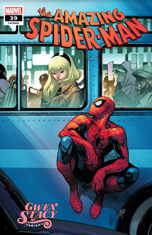 AMAZING SPIDER-MAN #39 LARRAZ GWEN STACY VAR 2099
