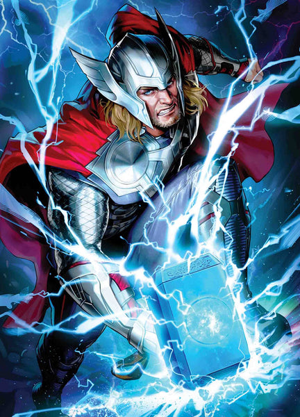 THOR #6 MAXX LIM MARVEL BATTLE LINES VAR