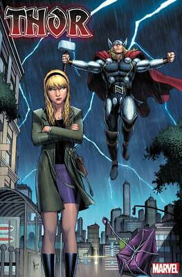 THOR #3 KEOWN GWEN STACY VAR