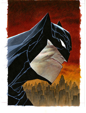 DARK KNIGHT III THE MASTER RACE #1 BRUCE TIMM DF EXCLUSIVE