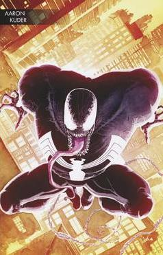 VENOM #1 KUDER YOUNG GUNS VAR