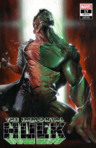 IMMORTAL HULK #17 DELLOTTO EXCLUSIVE
