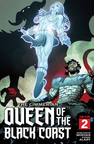 CIMMERIAN QUEEN OF BLACK COAST #2 CVR B CHRISCROSS (MR)