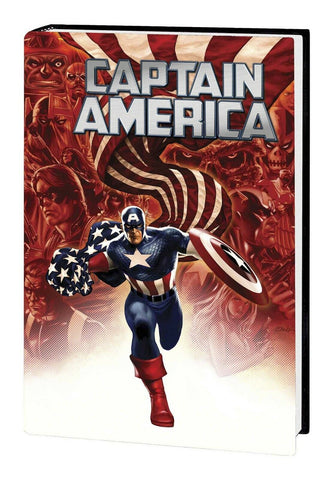 CAPTAIN AMERICA RETURN OF THE WINTER SOLDIER OMNIBUS HC