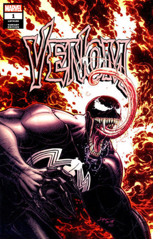 VENOM #1 JOYCE CHEN MEGACON EXCLUSIVE