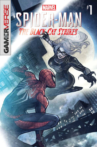 MARVELS SPIDER-MAN BLACK CAT STRIKES #1