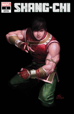 SHANG-CHI #1 (OF 5) INHYUK LEE VAR