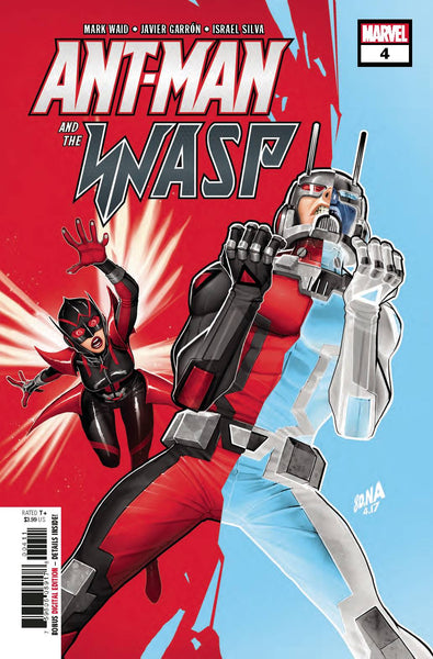 ANT-MAN AND THE WASP #4 (OF 5)
