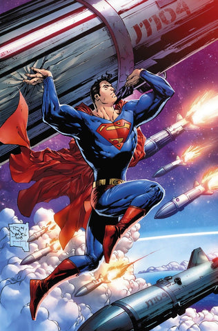 ACTION COMICS #1000 UNCANNY TONY DANIEL VIRGIN EXCLUSIVE
