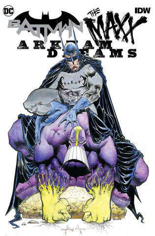 BATMAN THE MAXX #1 (OF 5) CVR B KIETH