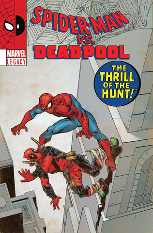 SPIDER-MAN DEADPOOL #23 CAMUNCOLI LH VAR LEG WAVE 2
