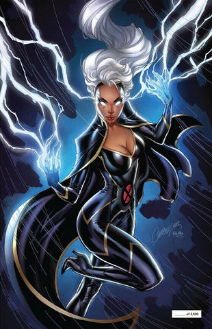 NYCC 2019 HOUSE OF X #5 (OF 6) J SCOTT CAMPBELL GLOW IN THE DARK