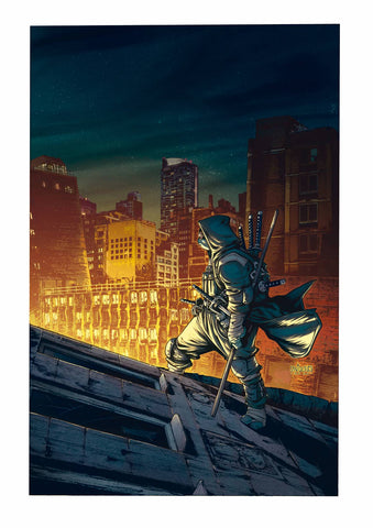 TEENAGE MUTANT NINJA TURTLES THE LAST RONIN #1 (OF 5) SANTOLOUCO TMNT