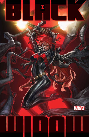 BLACK WIDOW #4 SKAN KNULLIFIED VAR