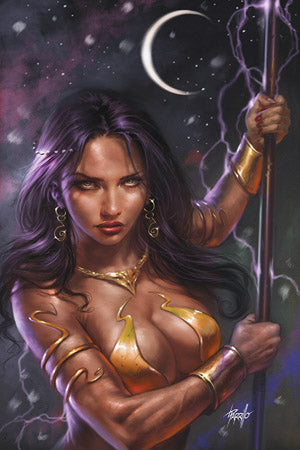 DEJAH THORIS (2019) #1 PARRILLO LTD VIRGIN CVR