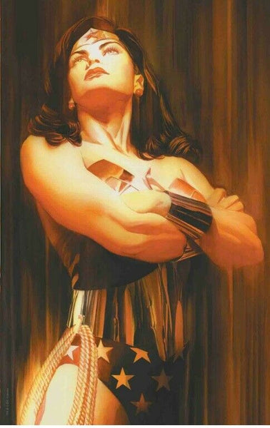 WONDER WOMAN #750 ALEX ROSS EXCLUSIVE