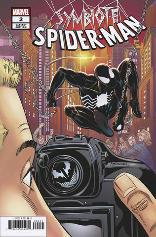 SYMBIOTE SPIDER-MAN #2 (OF 5) SAVIUK VAR
