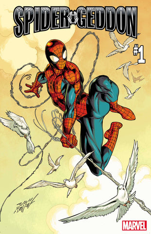 SPIDER-GEDDON #1 (OF 5) BAGLEY PETER PARKER SPIDER-MAN VAR