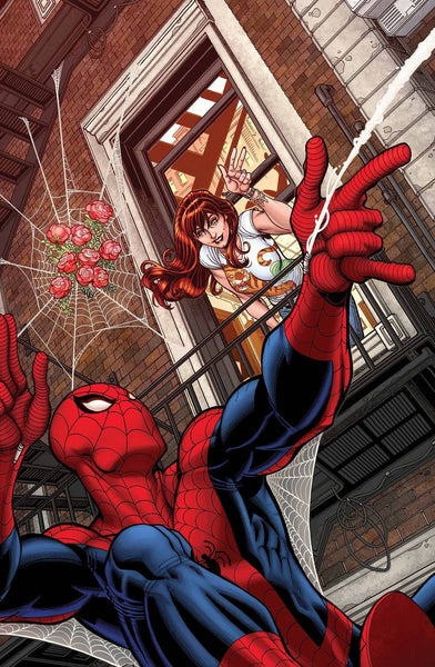 AMAZING SPIDER-MAN RENEW YOUR VOWS #5 BRADSHAW VAR