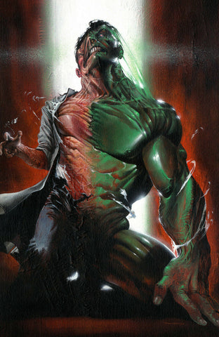 IMMORTAL HULK #17 DELLOTTO VIRGIN EXCLUSIVE