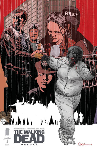 WALKING DEAD DLX #4 CVR C ADLARD & MCCAIG (MR)