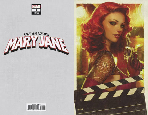 AMAZING MARY JANE #1 ARTGERM VIRGIN VAR