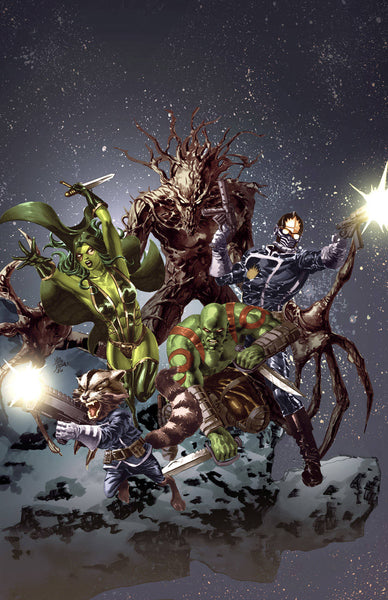 GUARDIANS OF THE GALAXY #1 DEODATO PARTY VAR