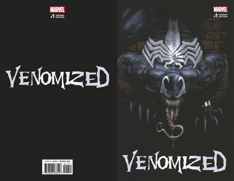 VENOMIZED #1 (OF 5) DELLOTTO VAR B