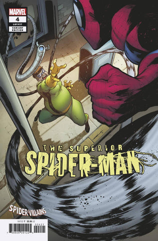 SUPERIOR SPIDER-MAN #4 COELLO SPIDER-MAN VILLAINS VAR