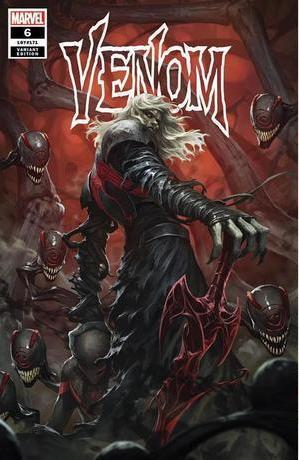 VENOM #6 EXCLUSIVE SKAN