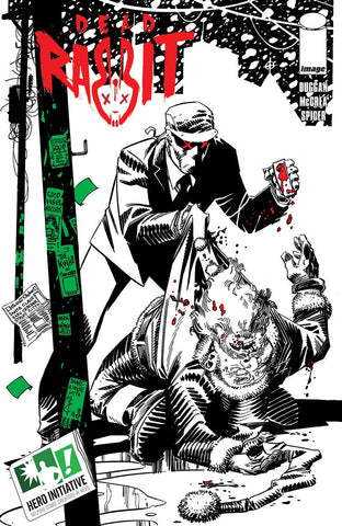 DEAD RABBIT #3 CVR C HERO INITIATIVE VAR